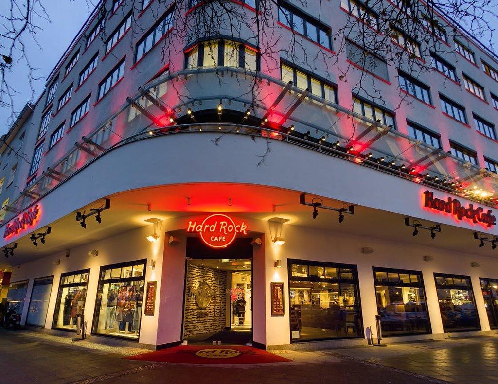 Hard Rock Cafe Rezervasyon | Almanya Mekan Rehberi